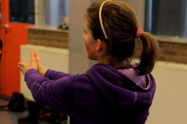Workshop Stepping Sint-Truiden