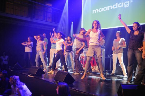 De leukste activiteit met de flashmob workshop i n Sint-Truiden!