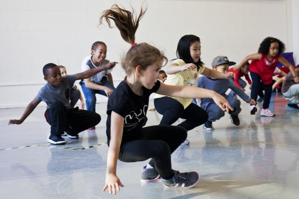 Workshop Kidsdance  Sint-Truiden.