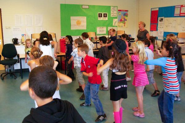 Workshop Kidsdance  Sint-Truiden.