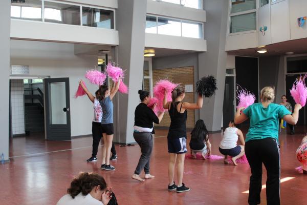 Workshop Cheerleading Sint-Truiden