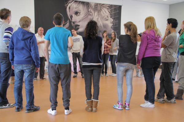 Workshop Theatersport Sint-Truiden