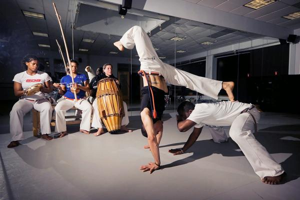 Workshop Capoeira Sint-Truiden