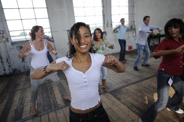 Workshop Streetdance Sint-Truiden