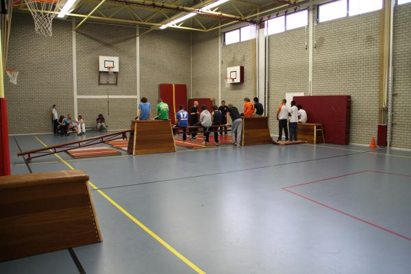 Workshop Freerunnen Sint-Truiden