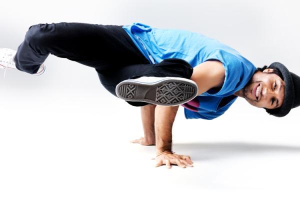 Workshop Breakdance Sint-Truiden