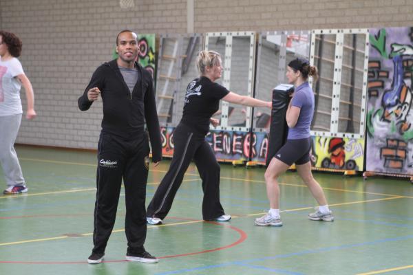 Workshop Boksen Sint-Truiden