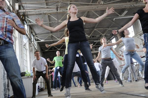 Workshop Hiphop Sint-Truiden